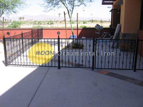 Custom Wrought Iron Company Glendale Arizona Moon