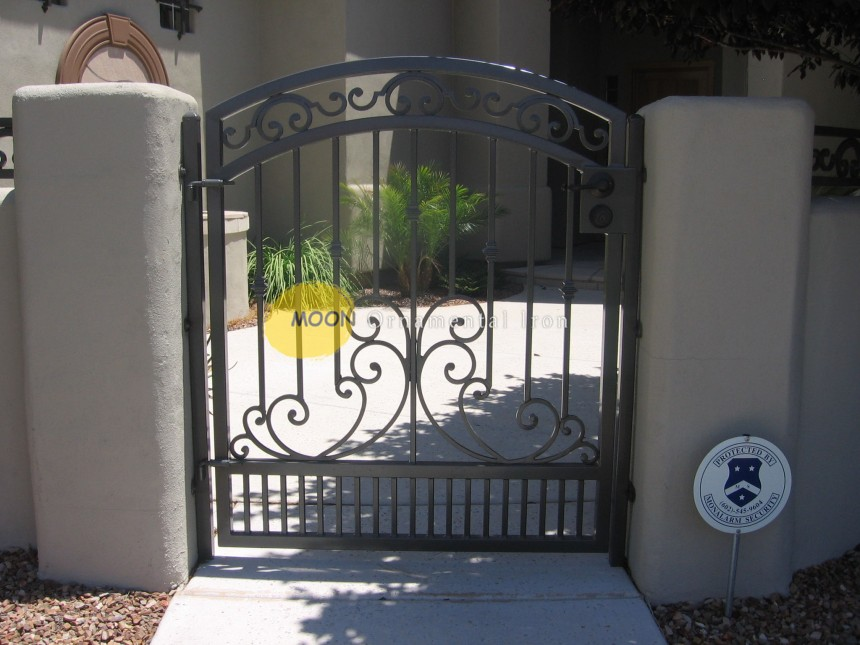 Custom Wrought Iron Company Glendale Arizona Moon